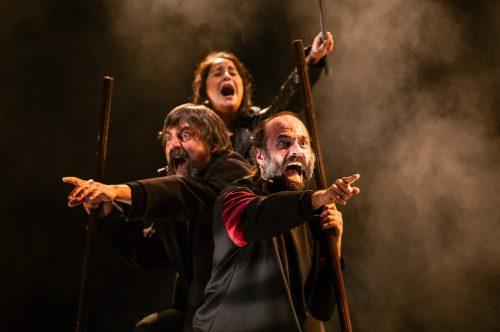 Confirmadas las obras 'Madrecita del alma querida' y 'Conquistadores' para el IV Mes del Teatro de Vivares